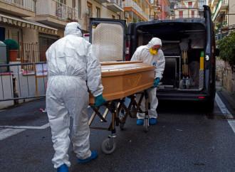 Record di morti in Italia, c'entra l'abbandono degli anziani