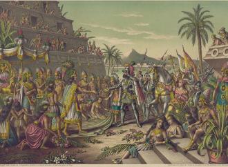"Un libro smonta la leggenda nera dei ""conquistadores"""