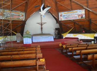 Due chiese profanate in Costa d'Avorio