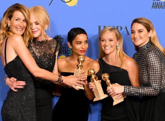 Golden Globe, ipocrisia dell'indignazione pilotata
