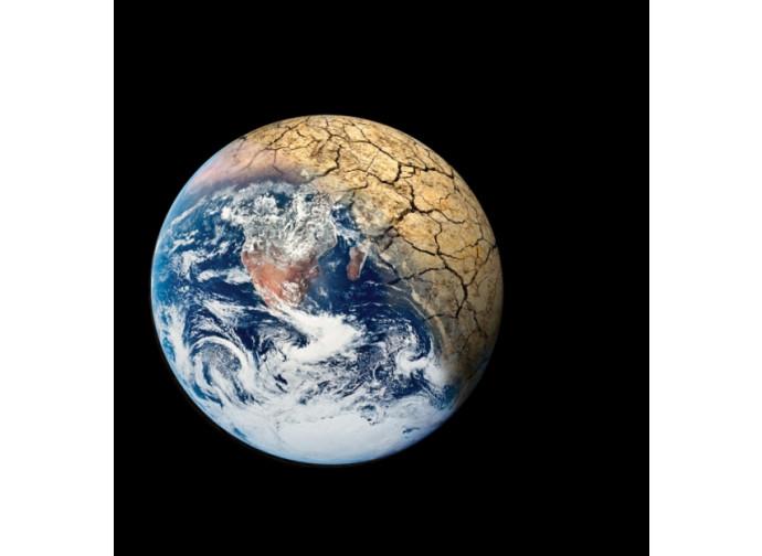 Una delle tante allegorie del riscaldamento globale