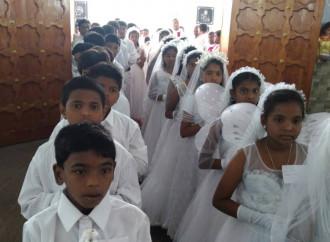 La Chiesa martire dà frutti copiosi: 534 cresime
