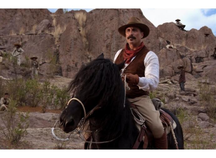 Andy Garcia in una scena del film Cristiada