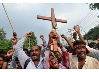 Pakistan e Medio Oriente: Fermare la persecuzione dei cristiani