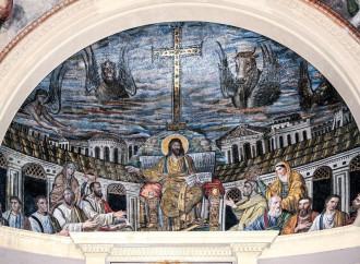 La nuova Città di Dio nel mosaico di Santa Pudenziana