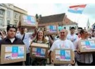 Referendum u Hrvatskoj, prirodna obitelj visi na glasovanju