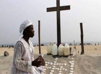 Un atto vandalico in Niger