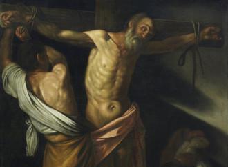 Sant'Andrea, la scelta della croce con gioia