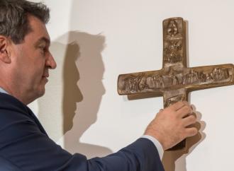 Crocifisso in Baviera, se la Chiesa sceglie la non identità