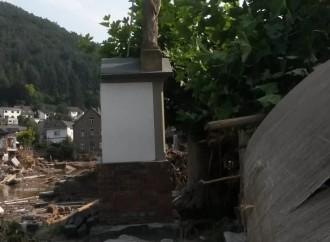 L'alluvione e il Crocifisso