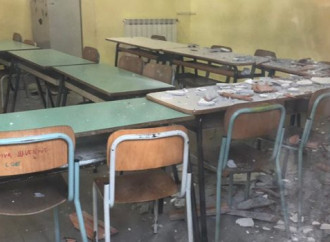 La scuola apre, ma non ripartirà senza prima morire