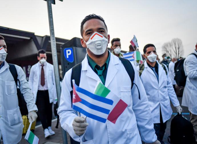 I medici cubani in Italia