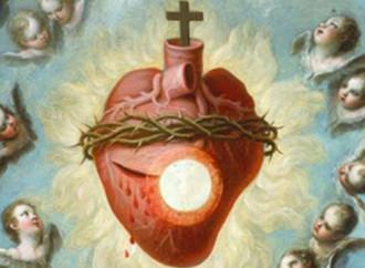 Il Cuore Eucaristico di Gesù, Dio chiede di essere amato