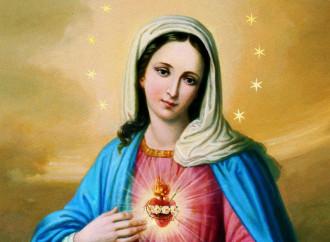 """""""Il tempo dei segreti è vicino, il Cuore di Maria è il rifugio"""""""