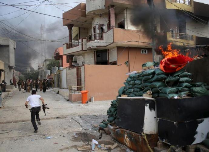 Conflitto a fuoco fra curdi e sciiti in Iraq