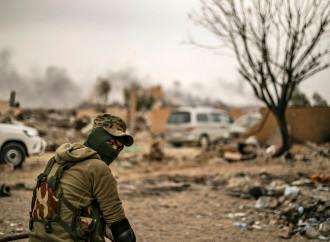 Siria: gli anglo-francesi (non l'Italia) subentrano agli Usa