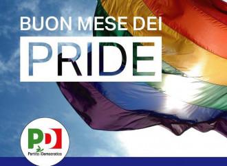"""Zingaretti: """"Buon mese dei pride!"""""""
