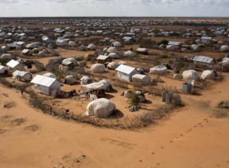 Il campo di Dadaab ospita dal 1991 rifugiati provenienti dalla Somalia e da altri stati dell'Africa orientale
