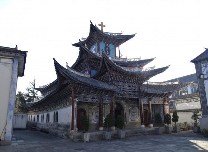 Chiesa cattolica in Cina