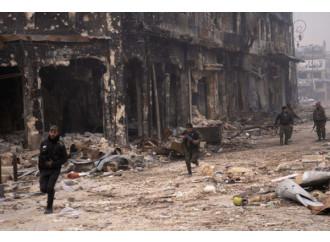 """Siria, una guerra senza """"buoni"""""""