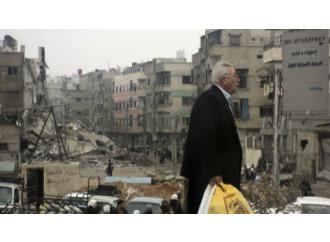 L'attesa dei civili siriani, fra l'incudine e il martello