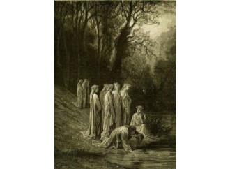 La processione finale e la profezia di Beatrice