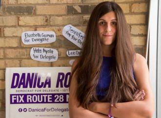 Virginia, un transessuale per la prima volta alla Camera dei delegati
