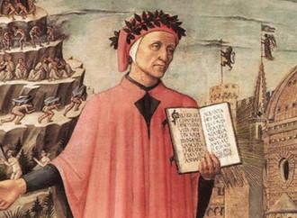 Dante come un padre, compagnia verso la salvezza