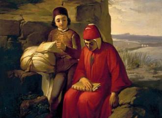 L'esilio di Dante che si riflette nella Divina Commedia
