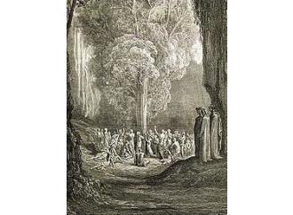 Dante spiega come è nato il Dolce Stil novo