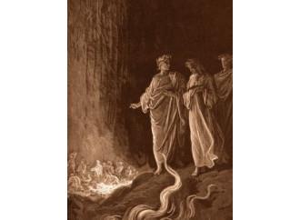 Dante incontra Guinizzelli, il maestro del Dolce Stil Novo