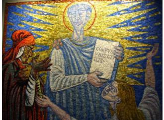 Giustiniano, anche gli imperatori vanno in Cielo