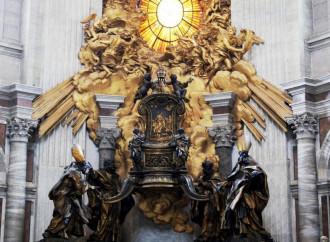 Cattedra di Pietro, il culto del Magistero di Cristo