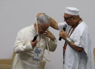 Il vescovo importa al Sinodo amazzonico la macumba