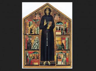 Francesco, vita per immagini del santo più rappresentato