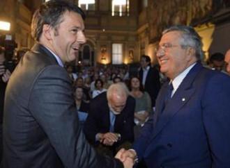 Renzi-De Benedetti, più che l'insider trading può l'inciucio