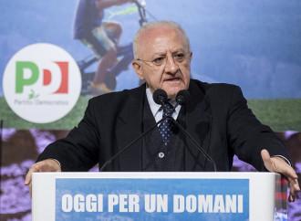 Scandalo Covid: che silenzio se tocca la Campania