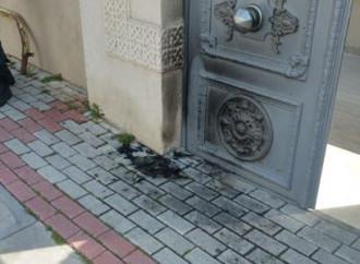 Vandali all'opera in Turchia contro edifici religiosi cristiani