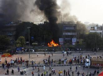 Indù contro musulmani, sanguinose tensioni religiose in India