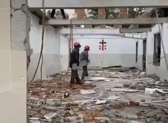 Pechino approfitta del virus per distruggere chiese