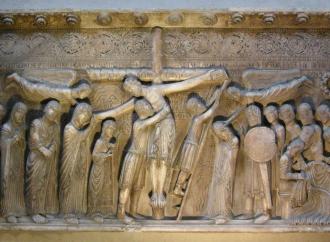 La deposizione di Gesù, Colui che ci offre la vita nuova