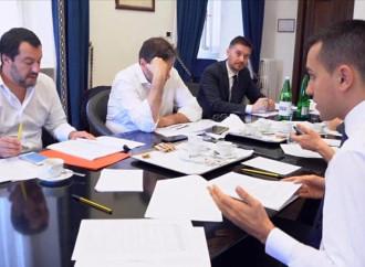 Salvini e Di Maio al lavoro sul programma