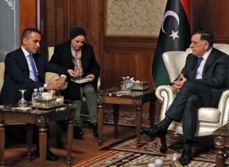 Il governo italiano in Libia: troppo poco, troppo tardi