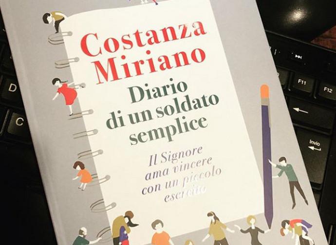La copertina del nuovo libro di Costanza Miriano