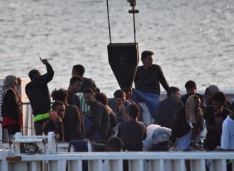 Nel limbo del Diciotti, in attesa di un segno dall'Ue