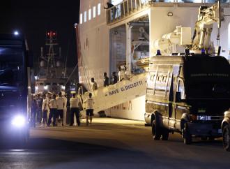Diciotti, la nave della discordia fra Ue e Italia