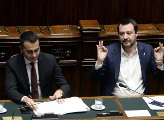 Salvini contro Di Maio, tensione a Cinque Stelle