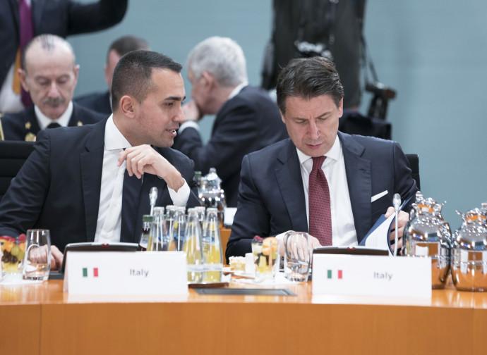 Di Maio e Conte discutono di Libia a Berlino