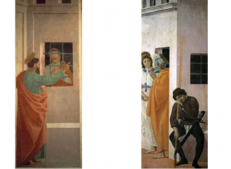 San Pietro liberato, segno dell'amore di Dio