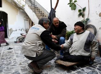 I disabili sono le vittime più fragili di guerre e violenza